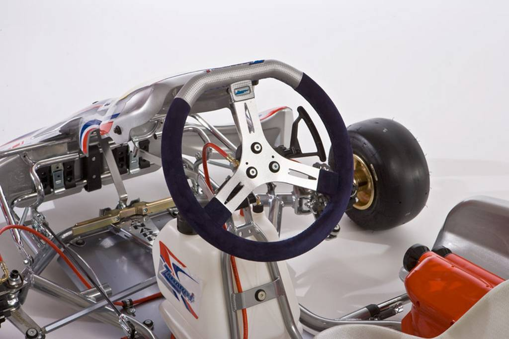 Zanardi Shifter Kart - Rak Track